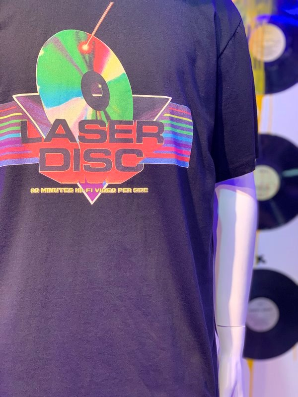 Disc short sleeve